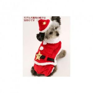 크리스마스 송곳 페즈 의상 산타 잠옷 바지 3S