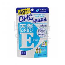 DHC 천연 비타민E 대두 60일분
