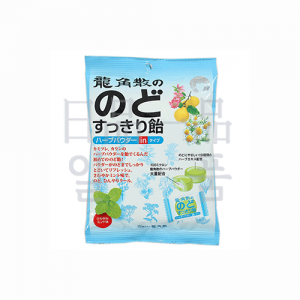 용각산 목캔디 허브 가루 in타입 산뜻한 민트맛 80g