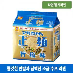 마루짱세이멘 소금 라멘 5봉입
