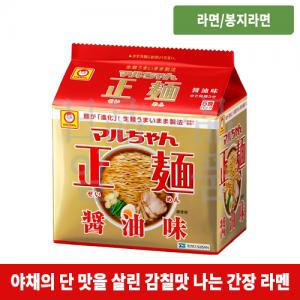 마루짱세이멘 간장 라멘 5봉입