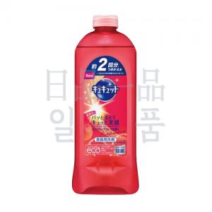 큐큣토 핑크 자몽 향기 리필 385ml