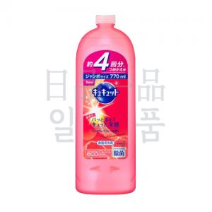 큐큣토 핑크 자몽 향기 리필 770ml