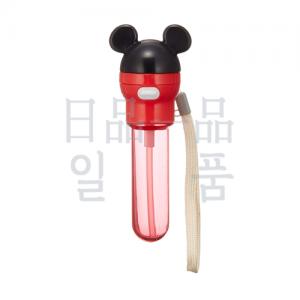 휴대용 페트병 빨대 호퍼 뚜껑 미키마우스