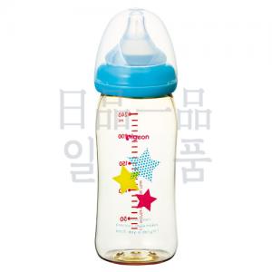 피죤 모유 실감 젖병 별 240ml