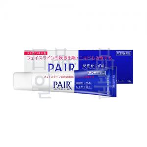페어아크네 크림 W 24g (medical pairacne cream W 24g lion)