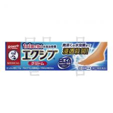 맨소래담 에쿠시부 W 크림 15g (일본 발톱 무좀약 효능/추천/가격/직구)