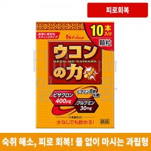 우콘노치카라 스틱형 10개입