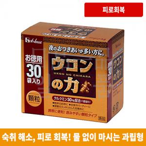 우콘노치카라 스틱형 30개입