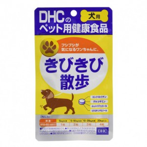 DHC 반려동물 애견용 관절 건강 서플리먼트 60정