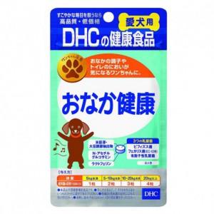 DHC 반려동물 애견용 장 케어 서플리먼트 60정