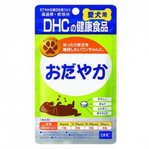 DHC 반려동물 애견용 온화함 서플리먼트 60정