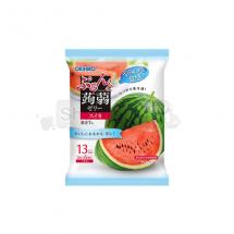 오리히로 푸룬토 곤약젤리 파우치 수박맛(워터멜론맛) 6개입