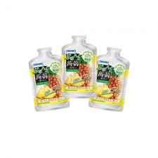 오리히로 푸룬토 곤약젤리 파우치 샷 파인애플 맛 100g 3개세트