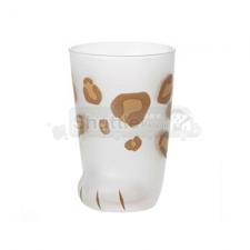 [코코네코]고양이 발 컵 표범 300ml