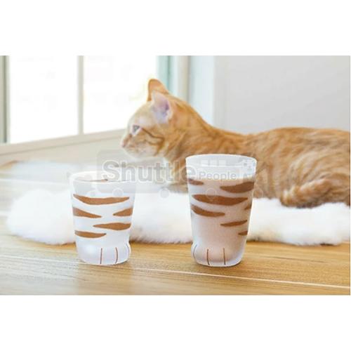 [코코네코]고양이 발 컵 미케 300ml