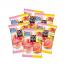 오리히로 푸룬토 곤약젤리 파우치 복숭아+핑크자몽 12개입 6개세트