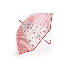 [산리오]헬로키티 비닐우산 (캔디)