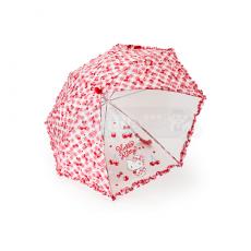 [산리오]헬로키티 키즈 장우산 (체리) 55cm