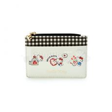 [산리오]헬로키티 프래그먼트 카드지갑 케이스(HAPPY SPRING)