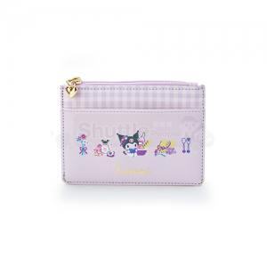 [산리오]쿠로미 프래그먼트 카드지갑 케이스(HAPPY SPRING)