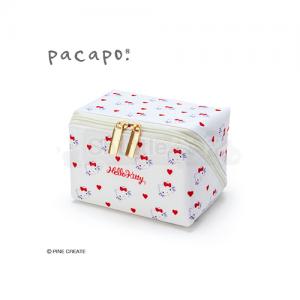 [산리오]헬로키티 pacapo.(R) 화장품 파우치S