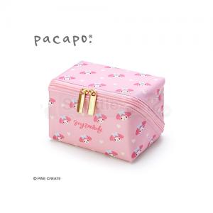[산리오]마이 멜로디 pacapo.(R) 화장품 파우치S