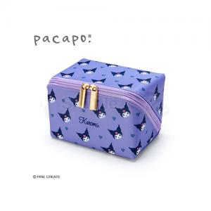 [산리오]쿠로미 pacapo.(R) 화장품 파우치S