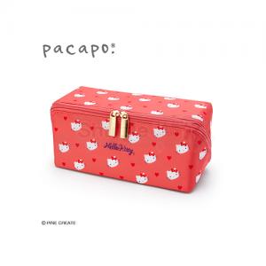 [산리오]헬로키티 pacapo.(R) 화장품 파우치 M