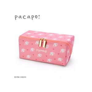 [산리오]마이멜로디 pacapo.(R) 화장품 파우치 M