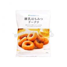 [패밀리마트]연유 꿀 도넛