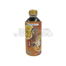 [패밀리마트]가다랑어의 풍미가 풍부한 맛 3배 농축 육수