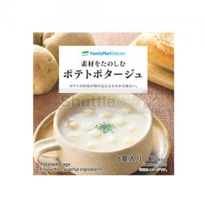 [패밀리마트]재료를 즐기는 감자 포타쥬 8개입
