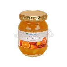 [패밀리마트]단맛을 줄인 마멀레이드 155g