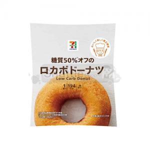 [세븐일레븐]로카보 도넛 1개입