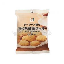 [세븐일레븐]한입 홍차 쿠키 30g