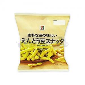 [세븐일레븐]소박한 콩맛 완두콩 스낵 70g