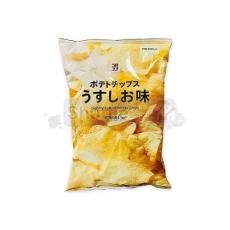 [세븐일레븐]감자칩 옅은 소금맛 175g