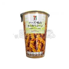 [세븐일레븐]치즈맛의 바삭바삭 콘 65g
